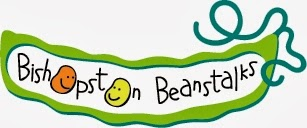 Bishopston Beanstalks logo